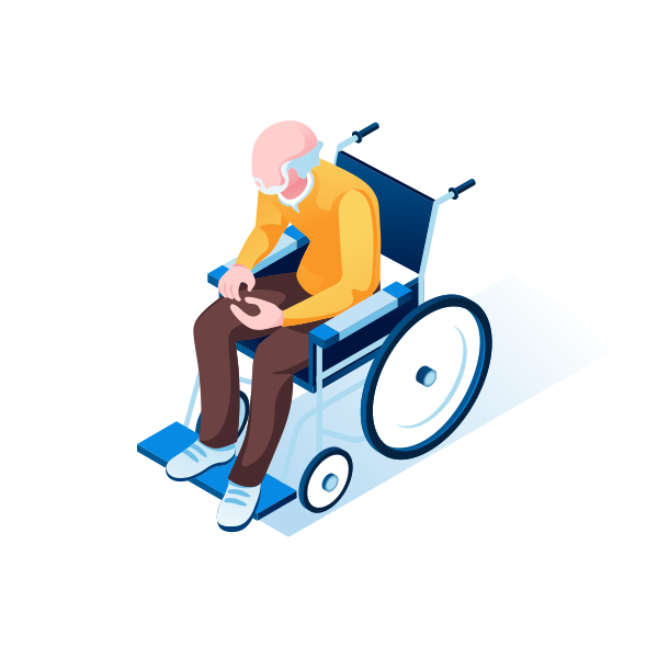 Special healthcare needs icon
